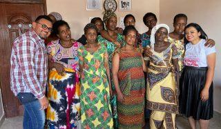 Viúvas sofrem durante pandemia | Quênia